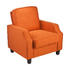 Boston Loft Furnishings Marysville Orange Accent Chair