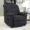 Coaster Fine Furniture Grey Recliner Chair