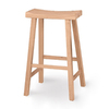 International Concepts Unfinished 29-in Bar Stool