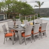 RST Brands 9-Piece Composite Material Patio Dining Set