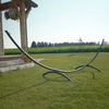 Vivere 184-in L Steel Hammock Stand