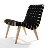 AEON Furniture One Modern Classics Black Accent Chair