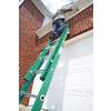 Werner 20-ft Aluminum 225-lb Type II Extension Ladder