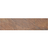 FLOORS 2000 3-in x 13-in Mountain Slate Copperhill Glazed Porcelain Bullnose Tile