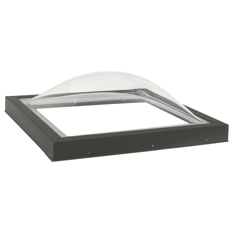 Shop Velux Fixed Skylight Fits Rough Opening 49 5 In X