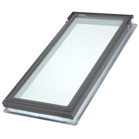 VELUX 22-5/16-in x 47-1/4-in x 3-3/8-in Fixed Tempered Skylight