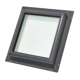 VELUX Fixed Tempered Skylight (Fits Rough Opening: 22.5-in x 22.5-in; Actual: 29.75-in x 29.75-in)