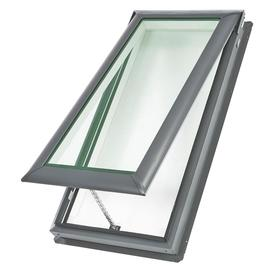 VELUX 31-5/8-in x 47-1/4-in x 3-3/8-in Venting Tempered Skylight