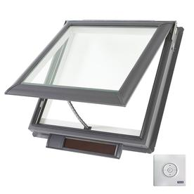 VELUX Solar-Powered Venting Snowload Skylight with Shade (Fits Rough Opening: 44.25-in x 45.75-in; Actual: 47.25-in x 48.75-in)