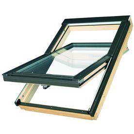 FAKRO Venting Laminated Skylight with  Shade (Fits Rough Opening: 32.25-in x 56.75-in; Actual: 30-in x 55-in)