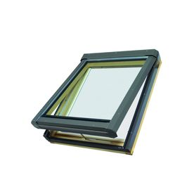 FAKRO Venting Laminated Skylight with  Shade (Fits Rough Opening: 22.5-in x 26.5-in; Actual: 24-in x 27-in)