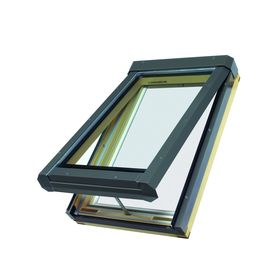 FAKRO Venting Laminated Skylight with  Shade (Fits Rough Opening: 22.5-in x 37.5-in; Actual: 24-in x 38-in)