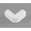 Mono-Systems, Inc. 3/4-in x 3/4-in Low-Voltage White Cord Cover