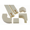 Mono-Systems, Inc. 0.75-in x 120-in White Cord Cover