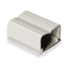 Mono-Systems, Inc. 0.75-in x 6.5-in Gray Cord Cover