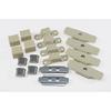 Mono-Systems, Inc. 3/4-in x 3/4-in Multiple Cream Cord Cover