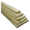 Top Choice Pressure Treated Southern Yellow Pine Board (Common: 1-in x 4-in x 8-ft; Actual: 0.75-in x 3.5-in x 8-ft)