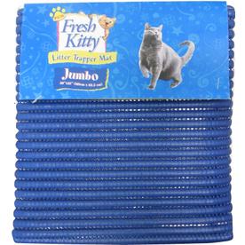 Fresh Kitty Jumbo Foam Litter Mat