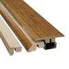 SimpleSolutions 2-3/8-in x 78-3/4-in Cherry 4-N-1 Moulding