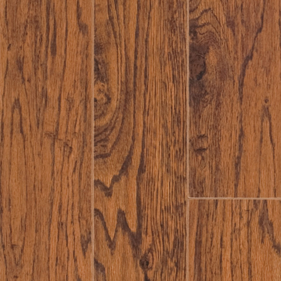 Shop Pergo Max Handscraped Hickory Wood Planks Sample