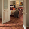 Pergo MAX 7.61-in W x 3.96-ft L Burnished Fruitwood Smooth Laminate Wood Planks