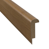 SimpleSolutions 2-3/8-in x 78-3/4-in Williamsburg Cherry Stair Nose Moulding