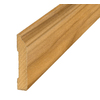 Pergo 3-3/8-in x 94-1/2-in Walnut Base Moulding