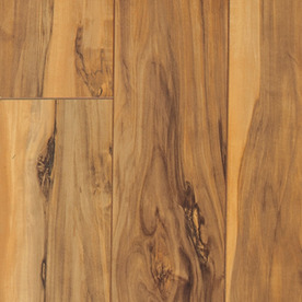 Pergo MAX 5.35-in W x 3.96-ft L Montgomery Apple Smooth Laminate Wood Planks