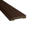 SimpleSolutions 3-3/8-in x 94-1/2-in Jatoba Base Moulding