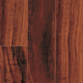 Shop pergo max smooth fruitwood wood planks sample bombay for Pergo flooring accessories