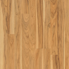 Pergo MAX 7.61-in W x 3.96-ft L Addison Hickory Smooth Laminate Floor Wood Planks