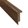 Pergo 2.37-in x 78.74-in Mahogany Stair Nose Floor Moulding