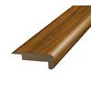 Pergo 2.37-in x 78.74-in Walnut Stair Nose Floor Moulding