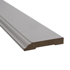 Shop pergo 3 3 in x whitewashed oak base floor for Pergo flooring trim