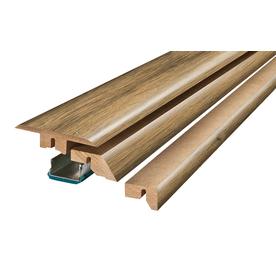Shop pergo x tavern oak 4 n 1 floor for Pergo flooring trim