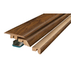 SimpleSolutions 2.37-in x 78.74-in Marcona Hickory 4-n-1 Floor Moulding