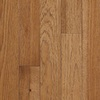 allen + roth 0.75-in Hickory Hardwood Flooring Sample (Saddle)
