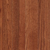 Pergo 0.375-in Oak Locking Hardwood Flooring Sample (Gunstock)