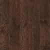 Pergo 0.375-in Oak Locking Hardwood Flooring Sample (Chocolate Oak)