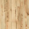 Style Selections Plus 5.23-in W x 3.93-ft L Rustic Honey Maple Wood Plank Laminate Flooring