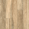 allen + roth 5.23-in W x 3.93-ft L Estate Stone Smooth Laminate Floor Tile and Stone Planks
