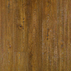 Style Selections 6.14-in W x 3.93-ft L Rustic Nutmeg Handscraped Laminate Wood Planks