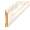 Pergo 3.3-in x 94.5-in Off-White Maple Base Floor Moulding