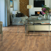 Shop Pergo Max Embossed Oak Wood Planks Sample Arlington