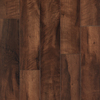 Pergo MAX 6.14-in W x 3.93-ft L Mountain Ridge Walnut Smooth Laminate Floor Wood Planks