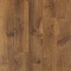 Pergo MAX 6.14-in W x 3.93-ft L Arlington Oak Embossed Laminate Floor Wood Planks