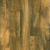 Style Selections PLUS 5.23-in W x 47.24-ft L Harvest Mill Chestnut Embossed Laminate Floor Wood Planks