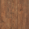 Pergo MAX 6.14-in W x 3.93-ft L Shabby Teak Embossed Laminate Floor Wood Planks