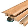 SimpleSolutions 2.37-in x 78.75-in Boyer Elm 4-N-1 Floor Moulding