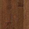 Mohawk 0.75-in Maple Hardwood Flooring Sample (Coffee)